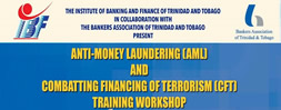AML and CFT Training Workshop