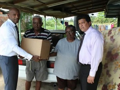 BATT helps more than 1000 families after flooding