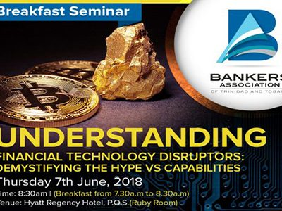 Breakfast Seminar – Understanding Financial Technology Disruptors