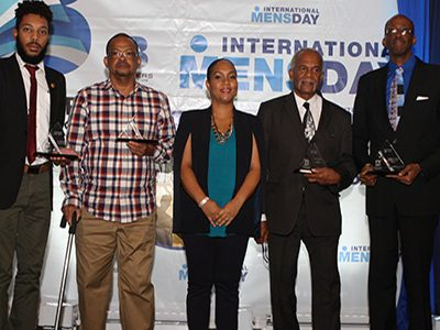 BATT recognizes Male NGO's for International Men's Day
